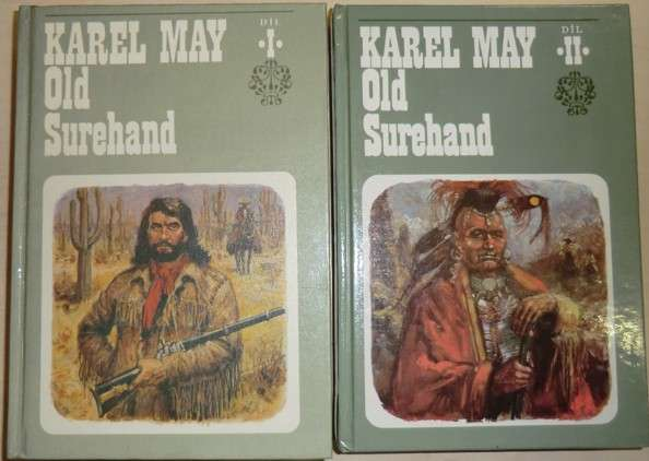 May Karel - Old Surehand I. a II. díl