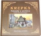 Mrázková Dagmar, Navrátilová Lenka - Krupka: Poklady z archivů