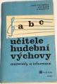 Poledňák, Budík - Abc učitele hudební výchovy