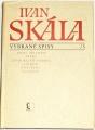 Skála Ivan - Vybrané spisy 3