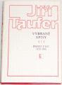 Taufer Jiří - Vybrané spisy 1