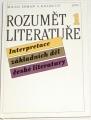 Zeman Milan - Rozumět literatuře 1