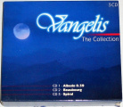 3 CD - Vangelis - The Collection