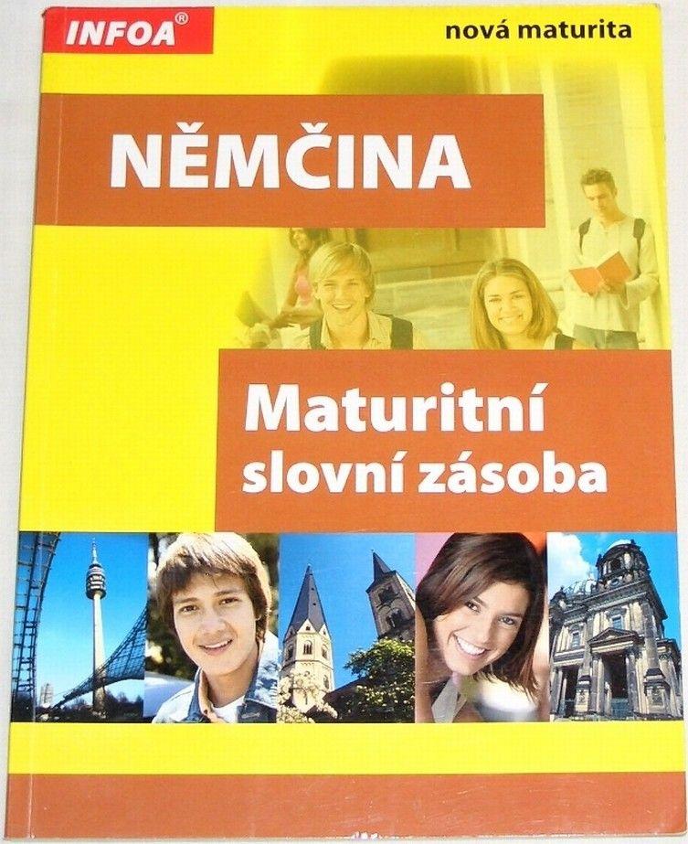 Röhr Joanna a Monika - Němčina: Maturitní slovní zásoba