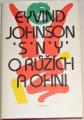 Johnson Eyvind - Sny o růžích a ohni
