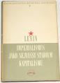 Lenin Vladimír Iljič - Imperialismus jako nejvyšší stadium kapitalismu