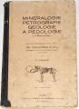 Švec František - Mineralogie, petrografie, geologie a pedologie