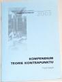 Klapil Pavel - Kompendium teorie kontrapunktu