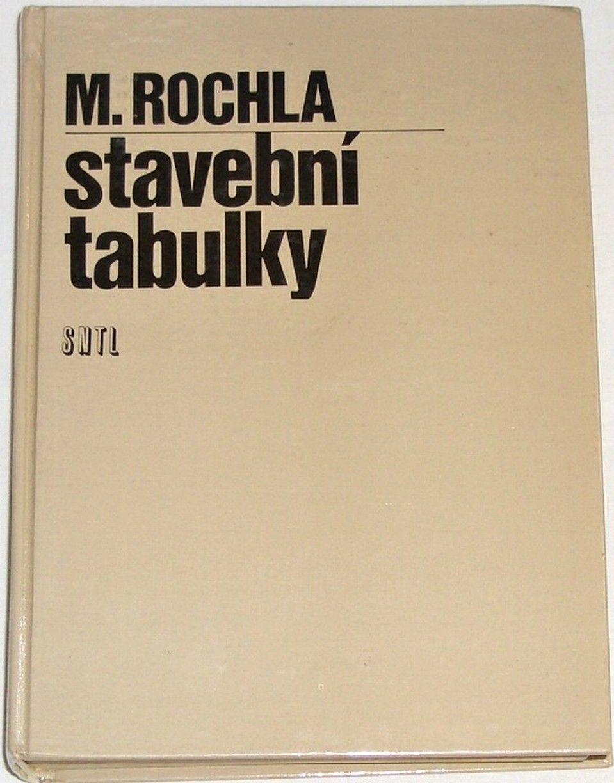 Rochla Milan - Stavební tabulky