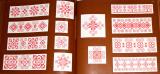 Barišová Margita - Vzory krížikového vyšívania