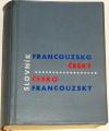 Buben Vladimír - Francouzsko-český, česko-francouzský slovník