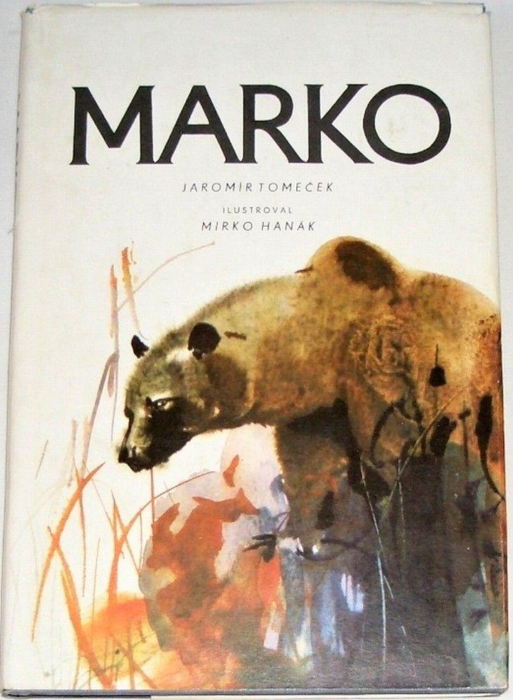 Tomeček Jaromír - Marko