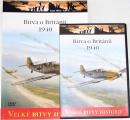 Velké bitvy historie 1: Bitva o Británii 1940 + DVD