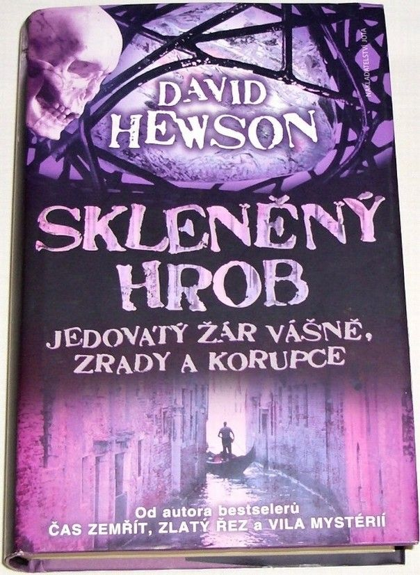 Hewson David - Skleněný hrob