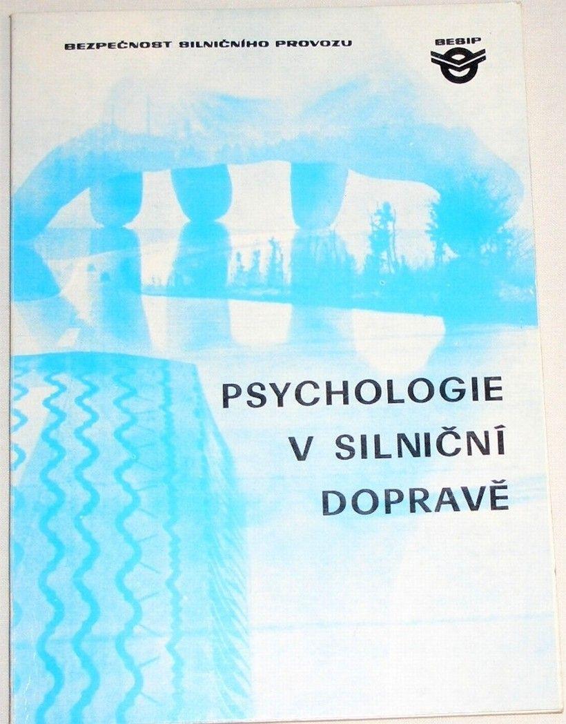Hoskovec J., Štikar - Psychologické kompedium pro pracovníky v dopravě