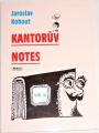 Kohout Jaroslav - Kantorův notes