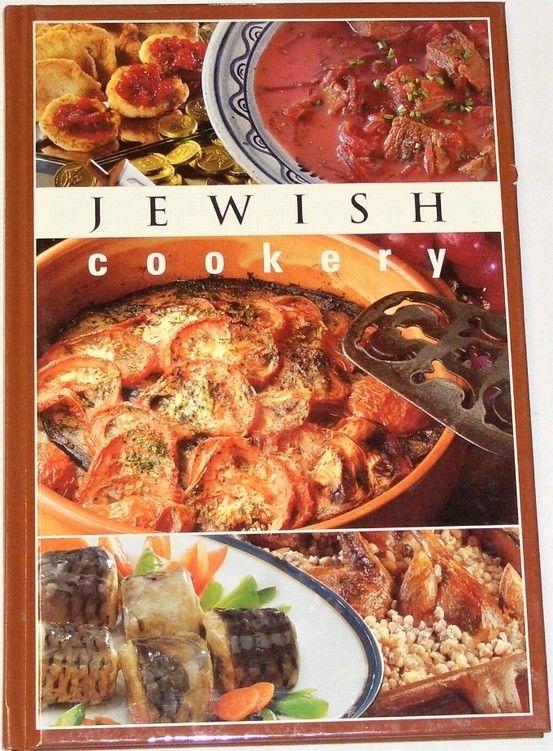 Krekulová Alena - Jewish cookery