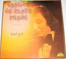 LP Karel Gott - Vánoce ve zlaté Praze
