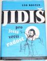 Rosten Leo - Jidiš pro ještě větší radost