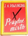 Rowlingová J.K. - Prázdné místo