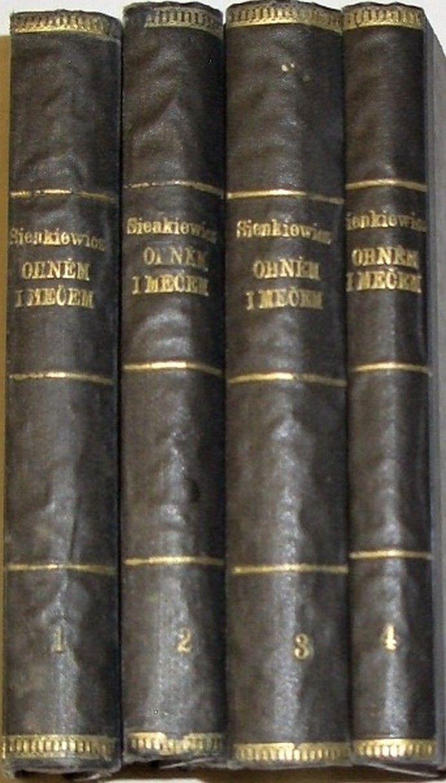 Sienkiewicz Henryk - Ohněm a mečem 1. - 4. díl