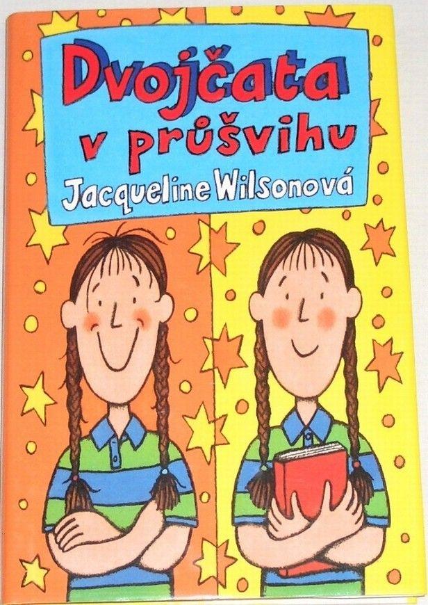 Wilsonová Jacqueline - Dvojčata v průšvihu