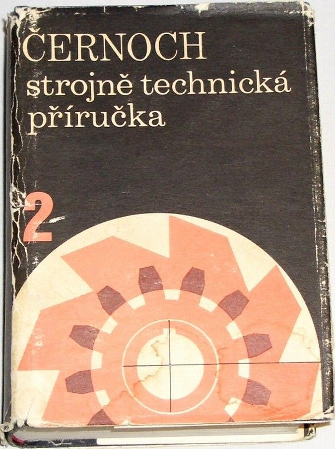 Černoch Svatopluk - Strojně technická příručka 2.