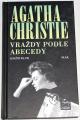 Christieová Agatha - Vraždy podle abecedy