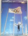 Dobrovodský Vladimír - Olympijské hry v obrazech