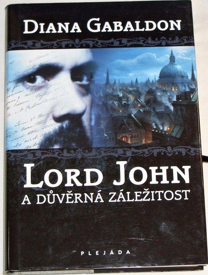 Gabaldon Diana - Lord John a důvěrná záležitost