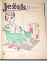 Ježek - veselý týdeník mladých, ročník 1, 1969