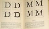 Menhart Oldřich - Tvorba typografického písma