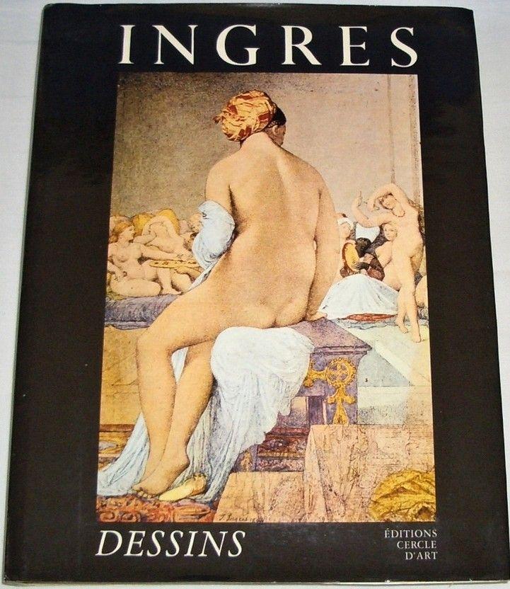 Mráz Bohumír - Ingres (Dessins - kresby)