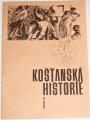 Pelz František - Košťanská historie