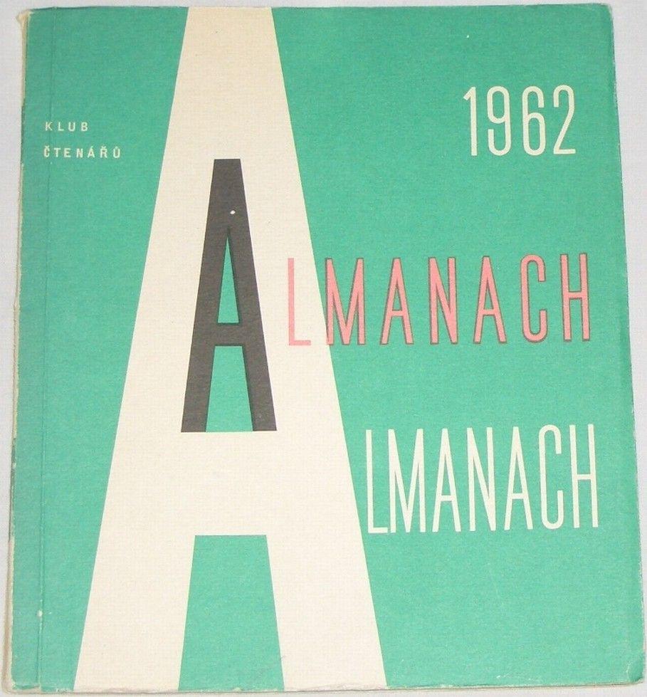 Almanach klubu čtenářů 1962