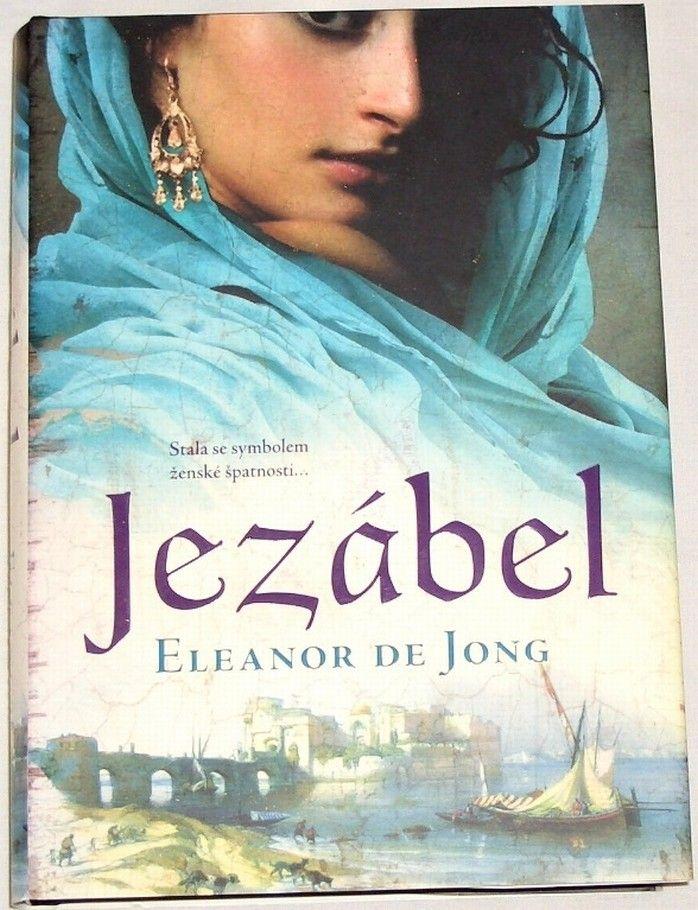de Jong Eleanor - Jezábel