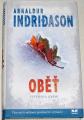 Indridason Arnaldur - Oběť