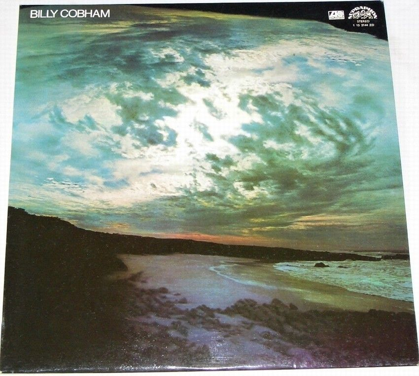 LP Billy Cobham