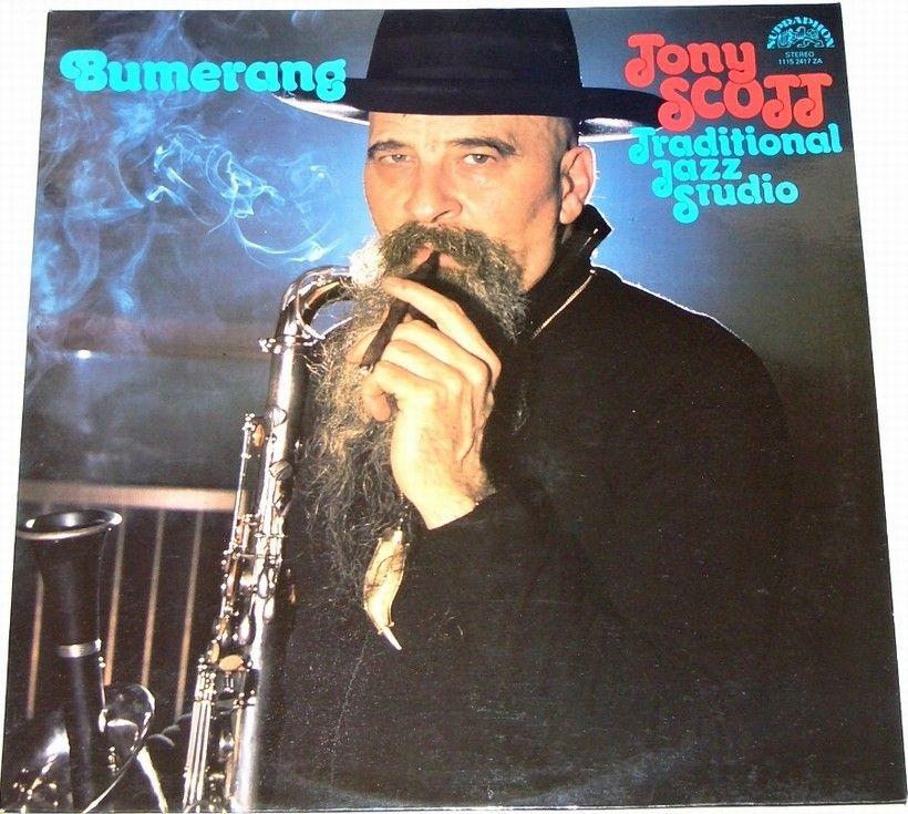 LP Bumerang - Scott Tony + Traditional Jazz Studio
