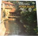 LP Josef Mysliveček - Sinfonias
