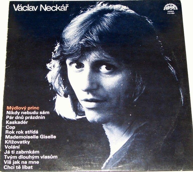LP Václav Neckář - Mýdlový princ