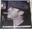 LP Vladimir Vysockij - Na koncertech 3