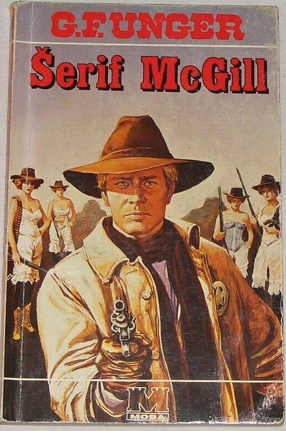 Unger G. F. - Šerif McGill