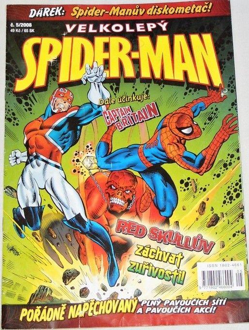 Velkolepý Spider-Man č. 5/2008