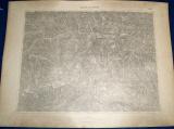 vojenská mapa Brezno nad Hronom 1931