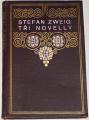 Zweig Stefan - Tři novelly