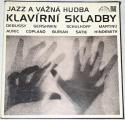 2 LP Jazz a vážná hudba (VI) - klavírní skladby