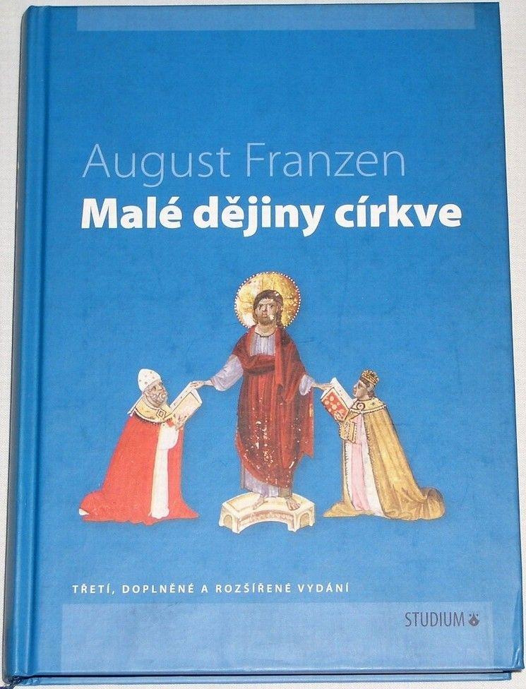 Franzen August - Malé dějiny církve