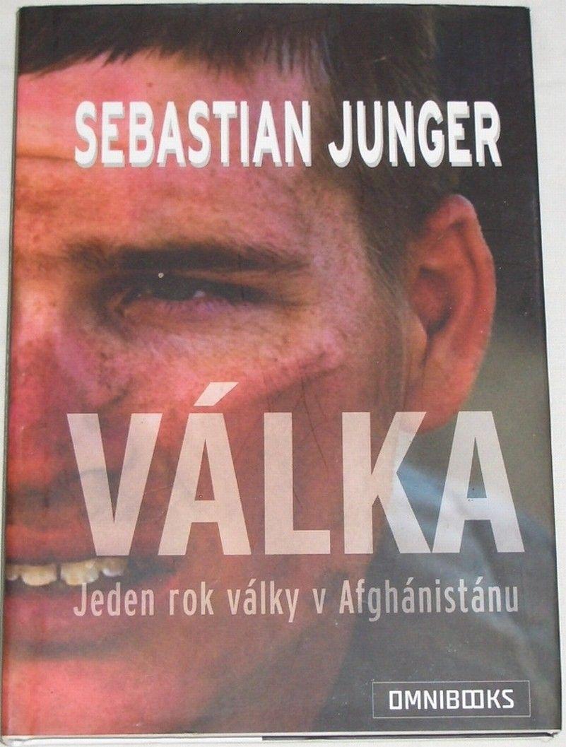 Junger Sebastian - Válka: Jeden rok války v Afghánistánu