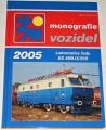 Lokomotivy řady ES 499.0/350 - ŽM 2005 monografie vozidel